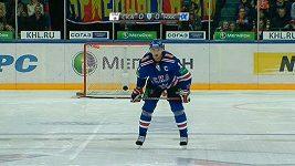 Nekonečně dlouhé nájezdy v KHL