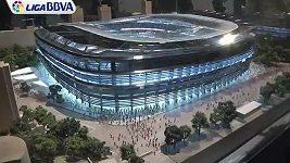 Takhle může vypadat nový Santiago Bernabéu