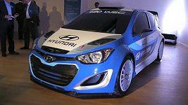 Hyundai iv20 WRC