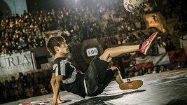 V Itálii se konalo mistrovství ve freestyle fotbalu