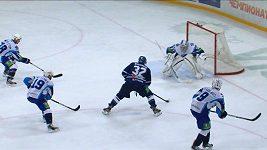 První zápas Ovečkina v KHL