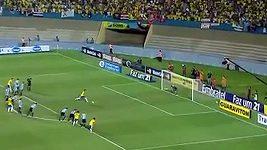 Neymarova vítězná penalta