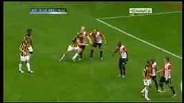 Chytrý gól Bonyho Wilfrieda.