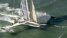 Rekordně rychlá jachta