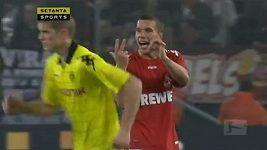 Nuri Sahin vs Lukas Podolski