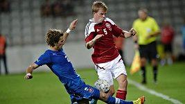 Dánsko - Slovensko 1:3
