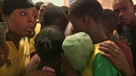 V základní škole na Jamajce poslouchali žáci zlatý Boltův běh v rádiu