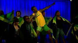 V Londýně představili voskovou figurínu Usaina Bolta