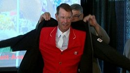 Pětašedesátiletý Kanaďan byl po desáté nominován na olympiádu