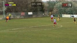 Nádherný gól Litole