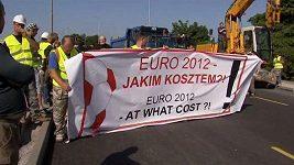 Blokáda v Gdaňsku