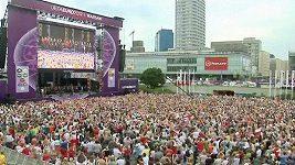 Polský národní tým se rozloučil se svými fanoušky