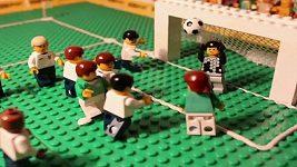 Lego fotbal