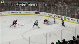 Kopitarův gól v prodloužení přinesl Kings vedení ve finále NHL