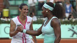 Poslední game zápasu Razzanová vs. S. Williamsová
