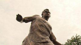 Odhalení sochy Josefa Masopusta