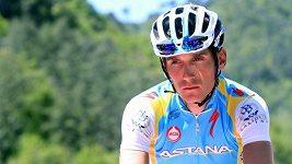 Krize Romana Kreuzigera na Giro d´Italia.