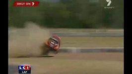 Smrtelná nehoda na Rallye du Var