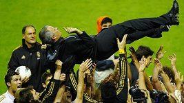 Real Madrid získal mistrovský titul