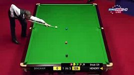 Stephen Hendry 147 - World Championship 2012