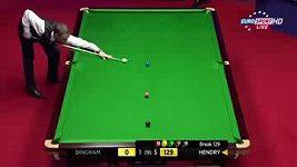 Stephen Hendry 147 - World Championship 2012