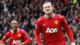 Rooneyho nůžky nejhezčím gólem Premier League