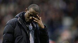 Fabrice Muamba se vrátil na stadión Boltonu