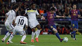 klíčové momenty zápasu Barcelona - Chelsea