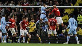 Vítězný gól Manchesteru City