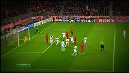 Real Madrid 1 - 2 Bayern Mnichov