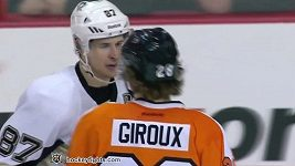 Crosby vs Giroux