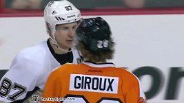 Crosby vs Giroux