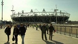 Do zahájení olympiády zbývá 100 dnů