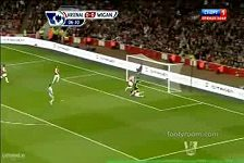 Arsenal - Wigan 1:2