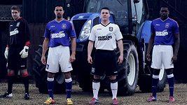 Fotbalisté Ipswiche na farmě