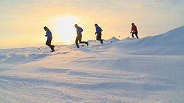 Maratón na Severním pólu