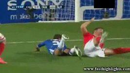 Chelsea Vs Benfica 2-1