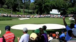 Martin Kaymer hole in one