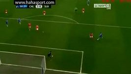 Ramires miss against Benfica