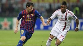 AC Milán - FC Barcelona