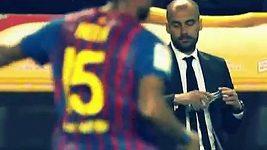 Guardiola hodil lahví a omlouval se