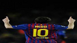 Padesát gólů Lionela Messiho v sezóně
