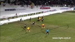 První gól Tomáše Ujfalušiho v Turecku