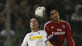 Guerrero z Hamburku si vyšlápl na gólmana Stuttgartu