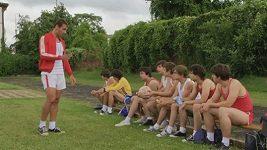 Roman Šebrle si zahrál roli učitele tělocviku