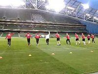 Stadión v Dublinu