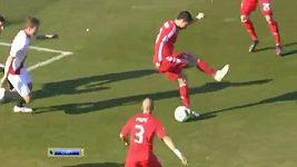 Pohledné akce Ronalda a Messiho
