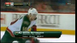 Zpackaný nájezd v NHL
