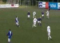 Fotbalisté Stjarnanu na záchodě
