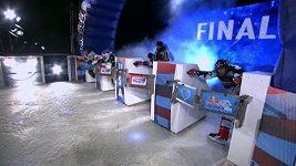 V Minnesotě se konal světový šampionát ve sjezdu na bruslích